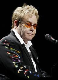 Elton John 50s